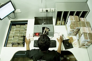 Cash Vaulting Processing Services